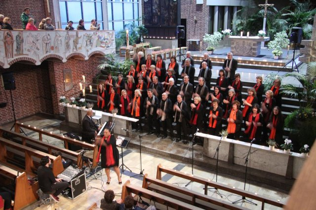 Joy of Gospel in St. Martinus